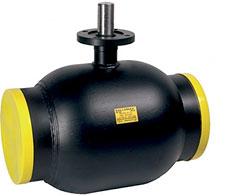 Кран шаровый Ballomax серии КШГ 71.102, DN 125-500