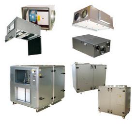 Воздухообрабатывающие агрегаты Systemair