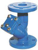 Фильтр DENDOR серии 021Y чугунный магнитно-механический фланцевый для воды