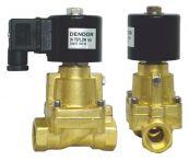 Клапан DENDOR соленойдный электромагнитный непрямого действия серии VT (тефлон)