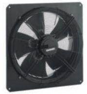 Вентилятор осевой низкого давления Systemair серии AW Selio EC