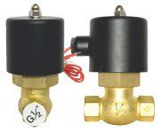 Клапан DENDOR соленойдный электромагнитный непрямого действия серии VG (на пар)