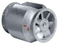 Вентилятор осевой высокотемпературный Systemair серии AXCBF