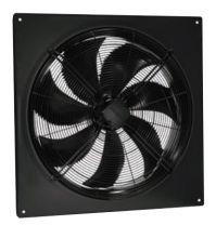Вентилятор осевой настенный низкого давления Systemair серии AW Selio