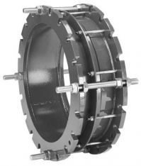 Соединитель AVK 59/265 демонтируемый для труб и арматуры с фланцами.