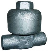 Конденсатоотводчик 45с13нж стальной термодинамический
