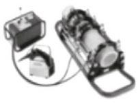 Электрогидравлическая машина Roweld P315 B HP с гидравлическим приводом для стыковой сварки