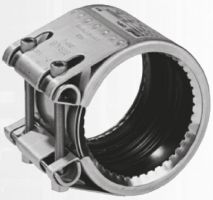 Муфта ремонтная STRAUB-GRIP-L из нержавеющей стали для металлических труб