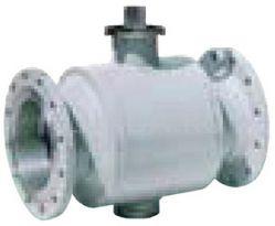 Кран шаровый Ballomax для керосина и светлых нефтепродуктов серии КШН 21.103, DN 600-800 антистатический