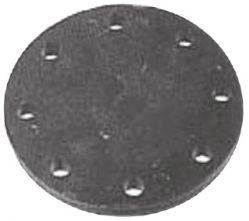 Заглушка фланцевая стальная