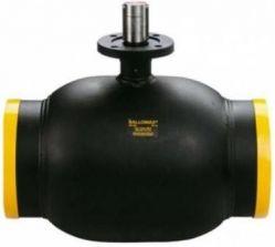 Кран шаровый Ballomax для керосина и светлых нефтепродуктов серии КШН 21.102, DN 125-500 PN 25