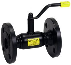 Кран шаровый Ballomax для керосина и светлых нефтепродуктов серии КШН 20.113, DN 15-40