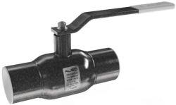 Кран шаровый стальной ALSO приварка/приварка (DN65-100 PN25) редуцированный