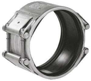 Муфта соединительная STRAUB-OPEN-FLEX для труб из различных материалов